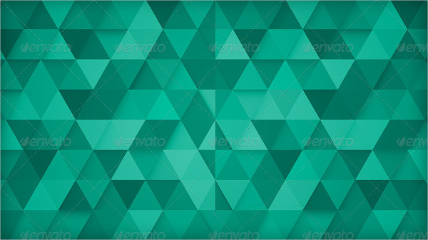 Display Triangle Backgrounds