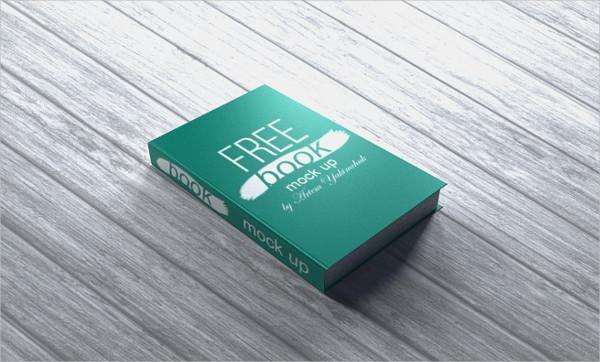 Free Branding Book Mockup