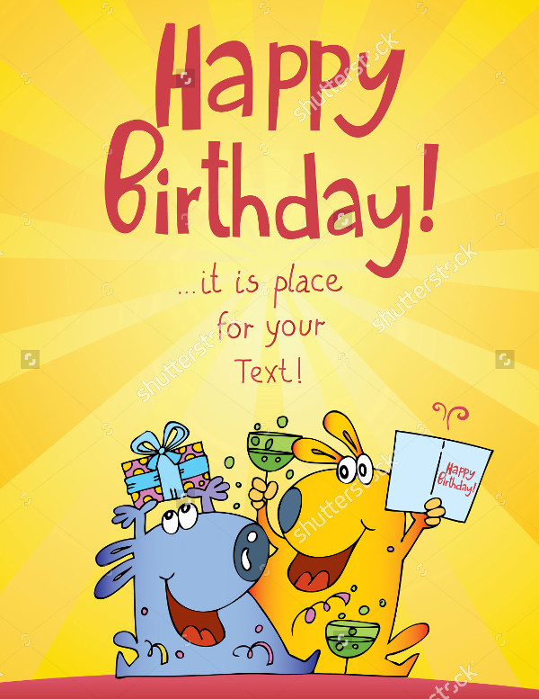 Pet Funny Birthday Card