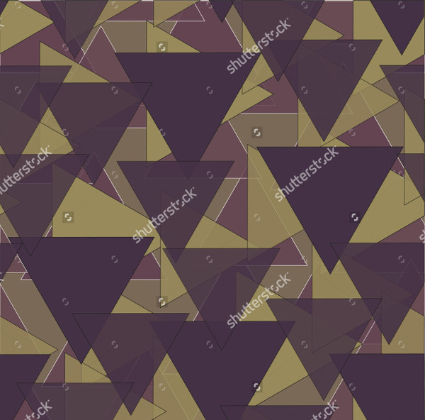 Geometric Transparent Pattern