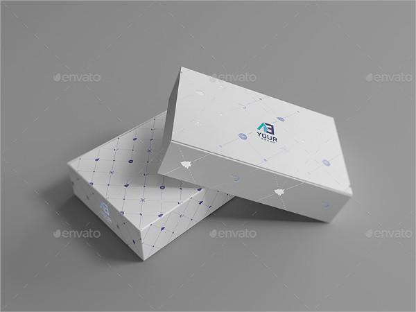 Gift Package Box Mockups