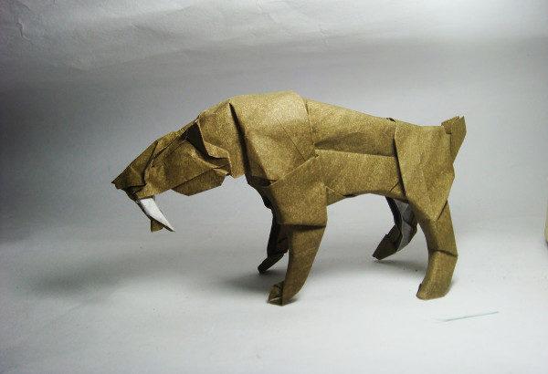 Kamiya Art Paper Animal