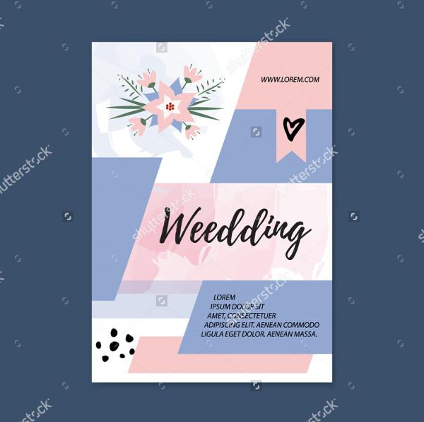 Mail Wedding Planner Flyer