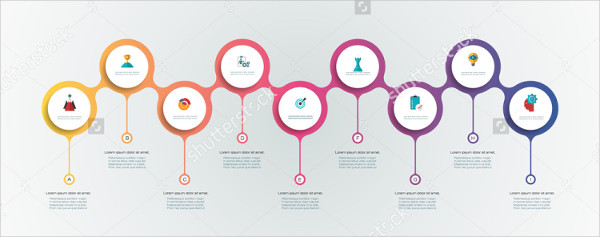 17 business timeline infographics free premium download