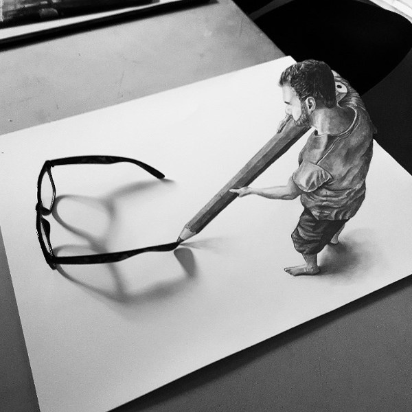 Minime 3D Drawing Glasses