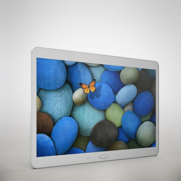 Real Tablet Mockup