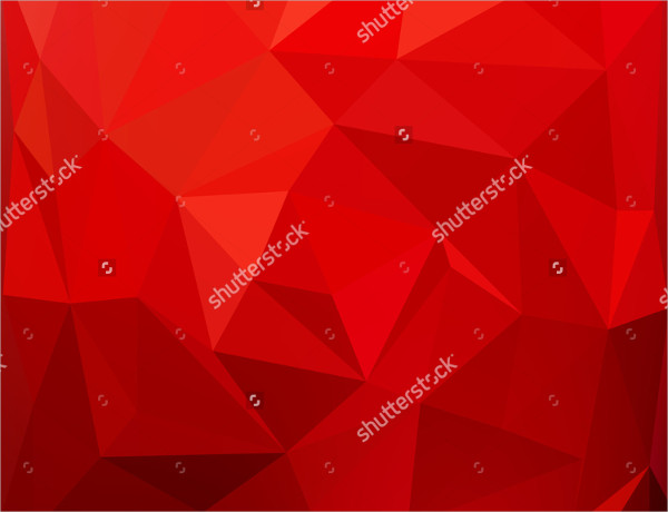Red Triangle Backgrounds
