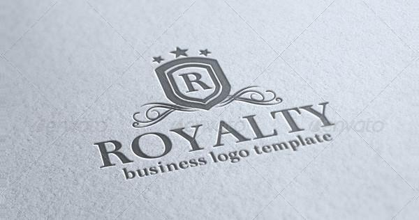 Royalty Logo Template
