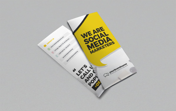 22 social media brochure templates free premium download