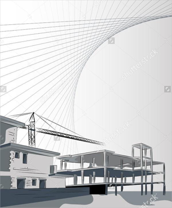 Architecture Construction Brochure