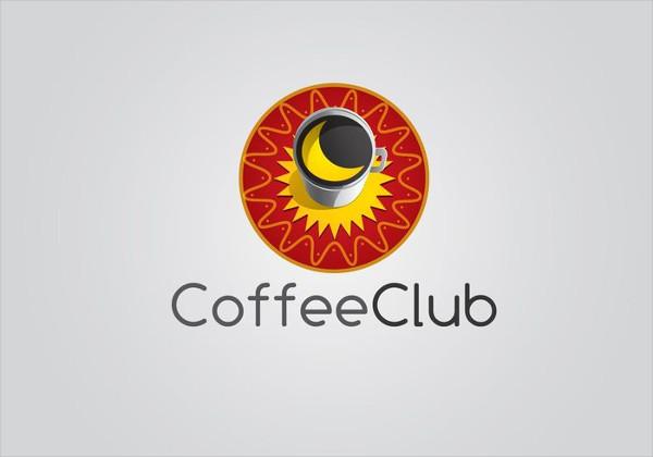 Free Coffee Club Logo