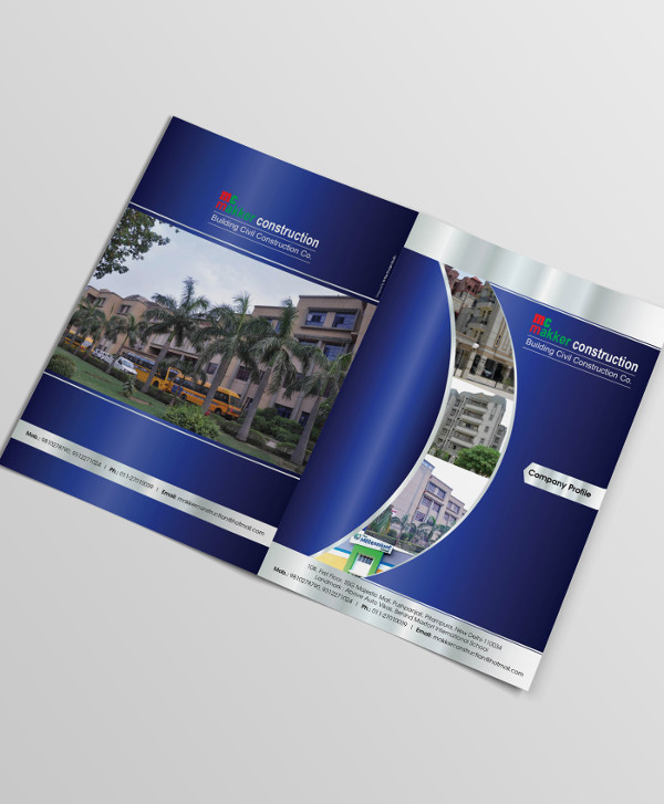 Makkar Construction Brochure