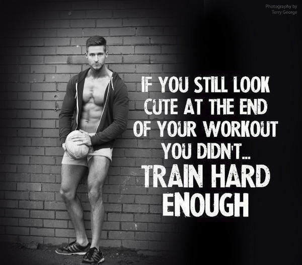 Train Hard Enough
