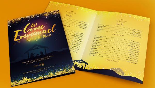 Christmas Brochure Templates