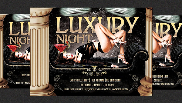 Luxury Flyer Design